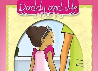 Daddy and Me Book Cover