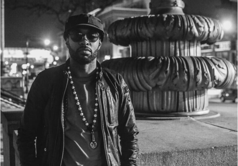 """Big Dad Energy: Ricky Rock Talks with Mickey Factz about his new album """"Hue"""" written to his son, being a new father."""