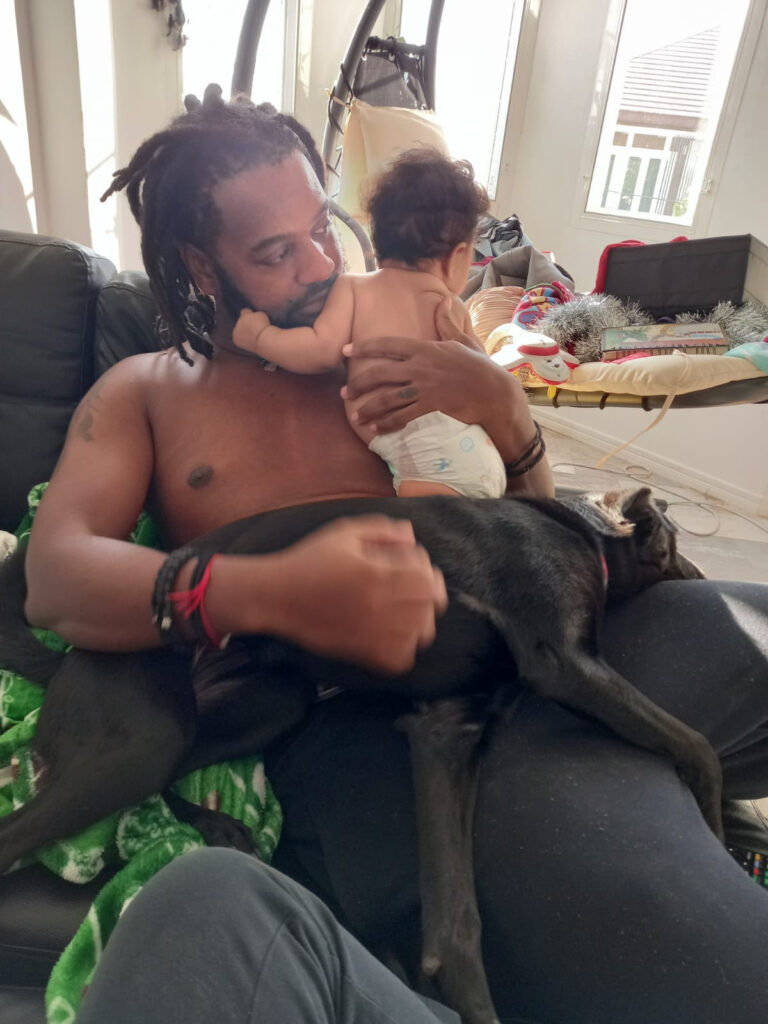 """Julian Edgar Says Being a Father is """"an indescribable feeling,"""""""