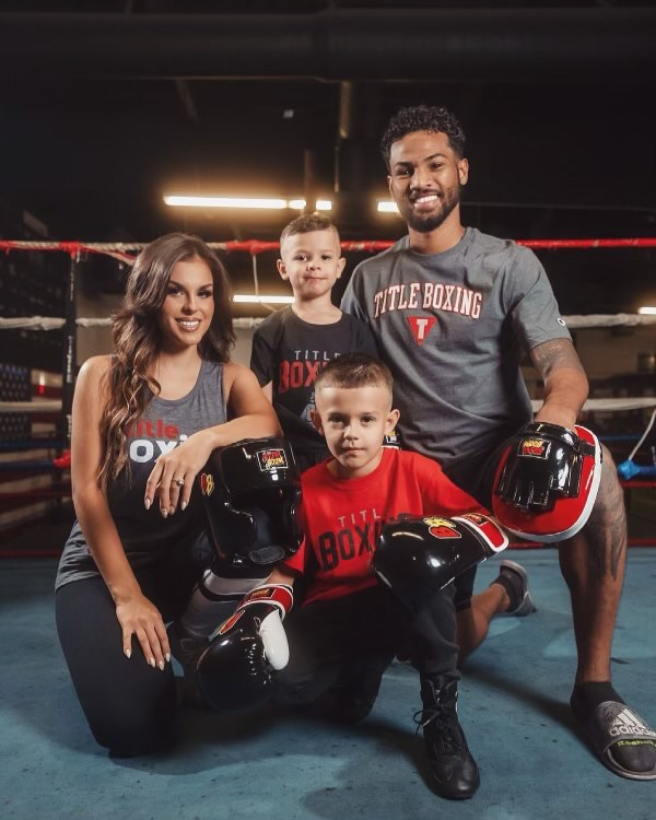 Shane Mosley, Jr. Talks About Creating His Own Lane as a Boxer, Husband, and Father
