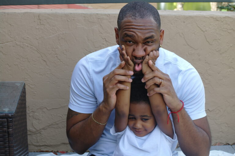 How The Stability of a Black Father Can Remold A Queen.
