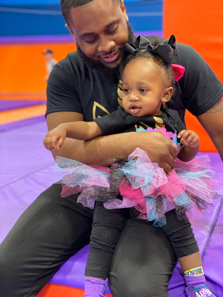 """Sherod Cox Says Being a Father is an """"Everyday, lifelong journey"""""""