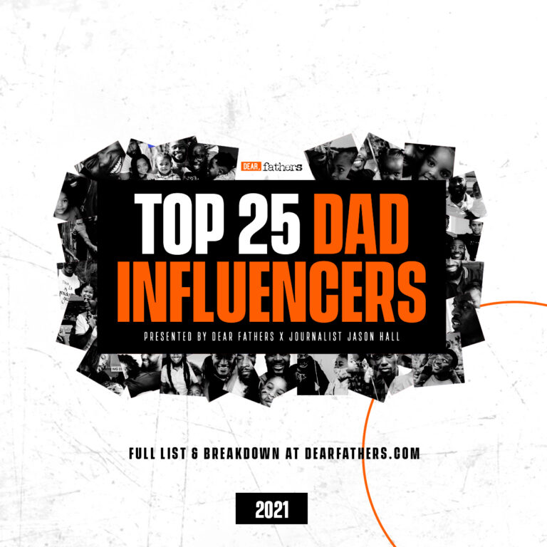 Top 25 Black Dad Influencers to Follow of 2021