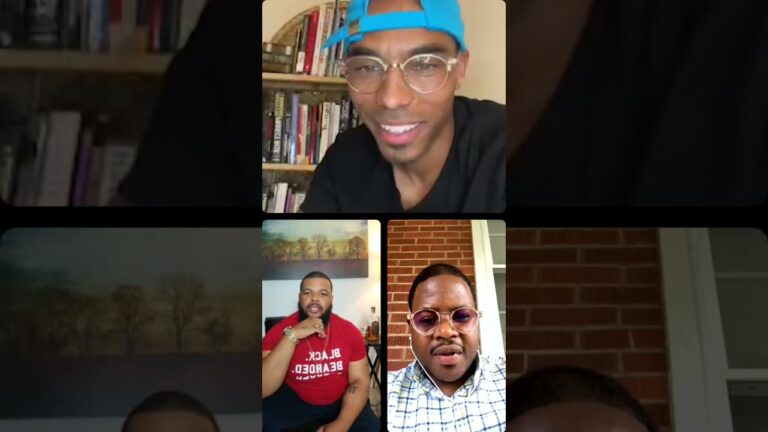 Jeff Johnson Joins Our Books x Bourbon Hosts for Men's Health Month: Intellectual Health IG LIVE