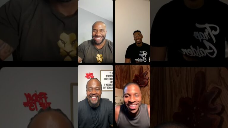 Konquered Balance, Ray Donovan Fit, Rob Veggies, and Terry Harden Join Us for Men's Health Month
