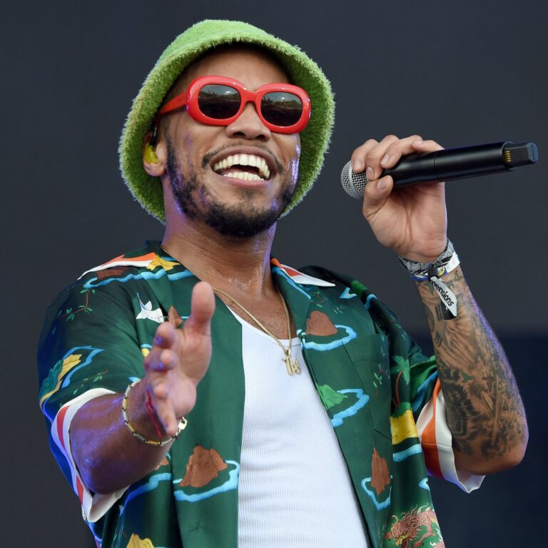 Singer-Songwriter Anderson Paak And His Song About Fatherhood