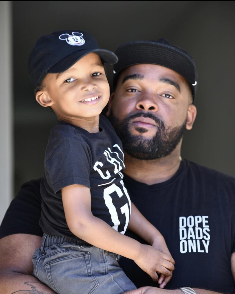 Hustle For My Last Name: A Conversation with Charles Kuykendoll about Fatherhood and The Power of Presence.