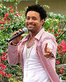 Musician Shaggy And His Song Book Of Fatherhood