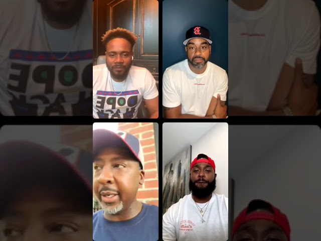 Dads In TheCut IG Live: Powered by The CutApp