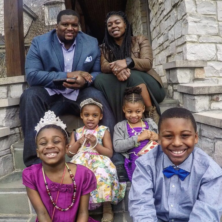 Former Defense Tackle NFL Player, Anthony 'Spice' Adams and His Fatherly Love