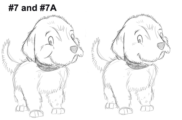 bon the shelter dog version 7