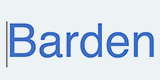 Barden logo
