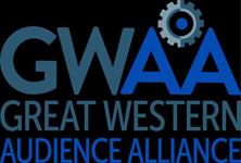 Great Western Audience Alliance logo