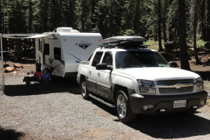 First Camping 2010