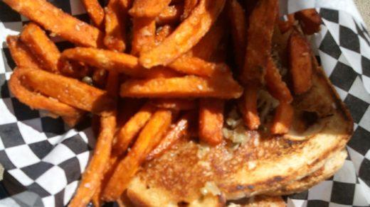 Hemi and Sweet Potato Fries
