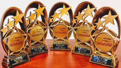 FFEA SunSational Award Winner