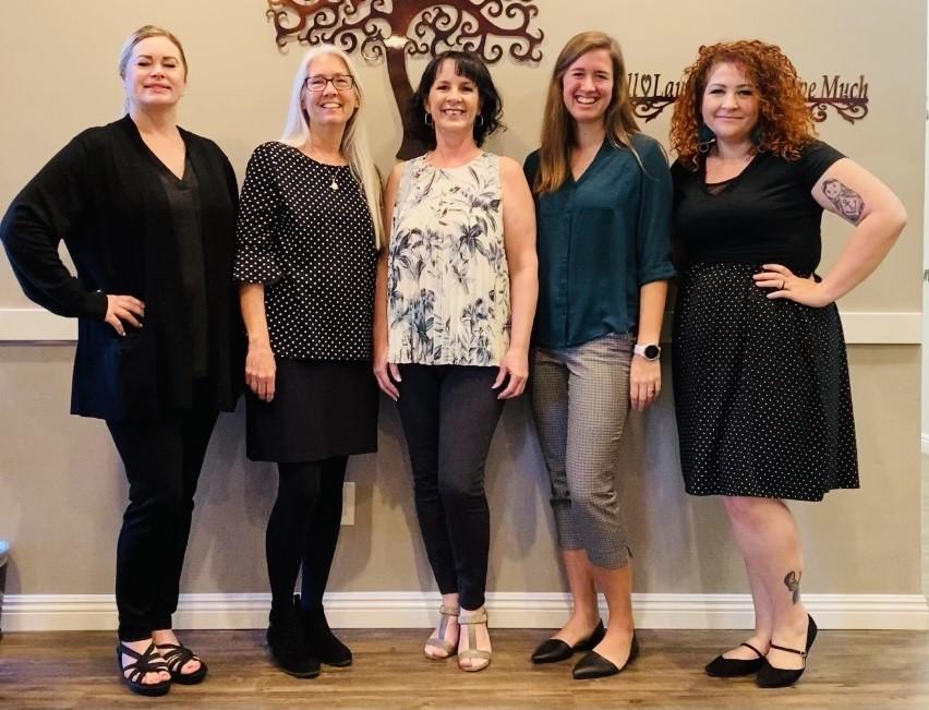 The Natural Path Health Center Dream Team (staff)