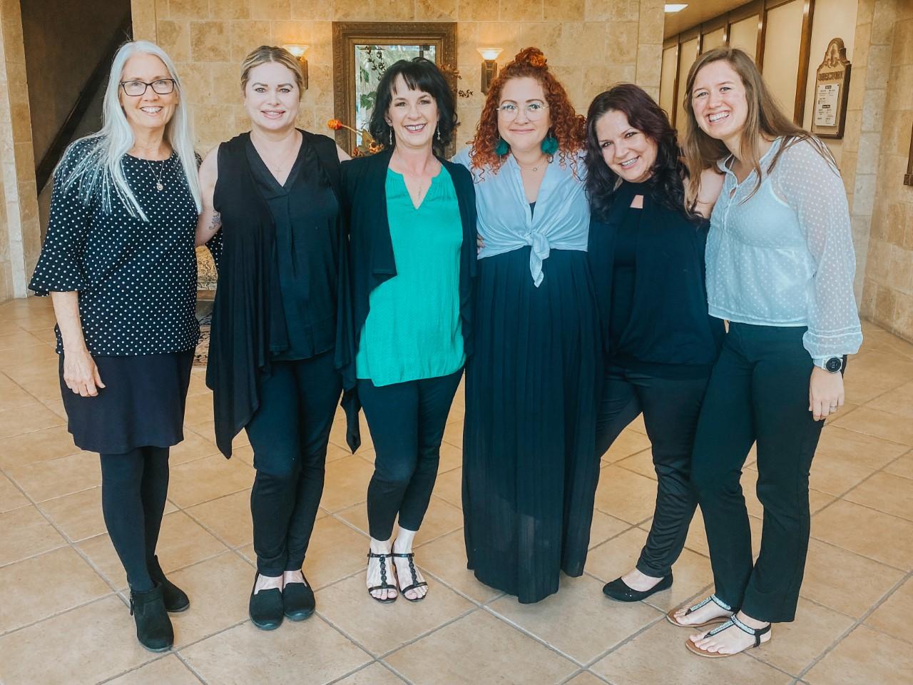 Natural Path Health Center Team Photo 2021 July