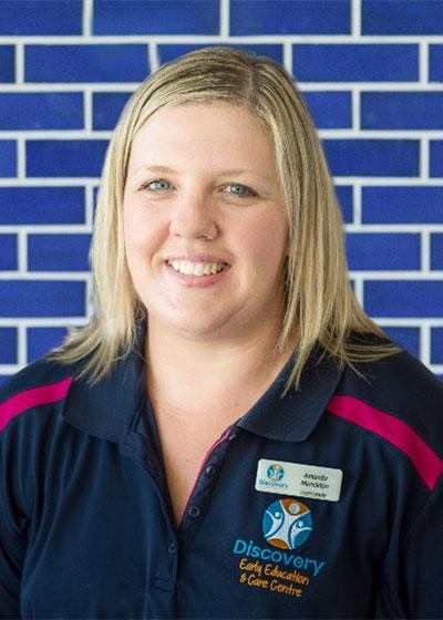Nursery Room - Team Leader Amanda  (Diploma in Children's Services)