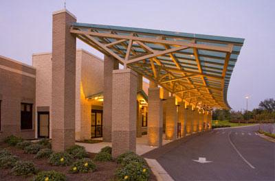 GB Hospital Canopy