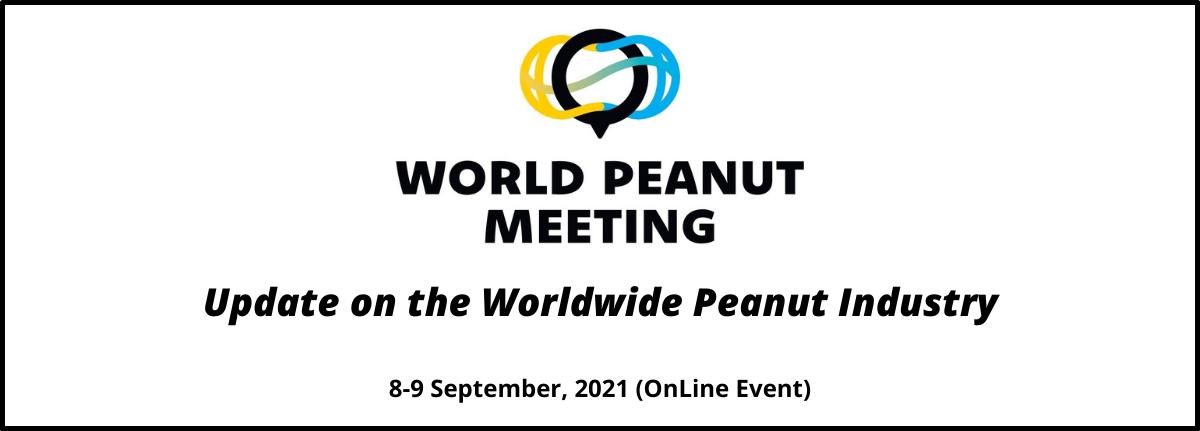 World Peanut Meeting 2021