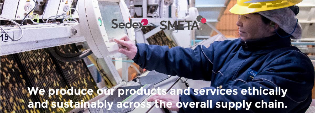 Certification smeta - sedex