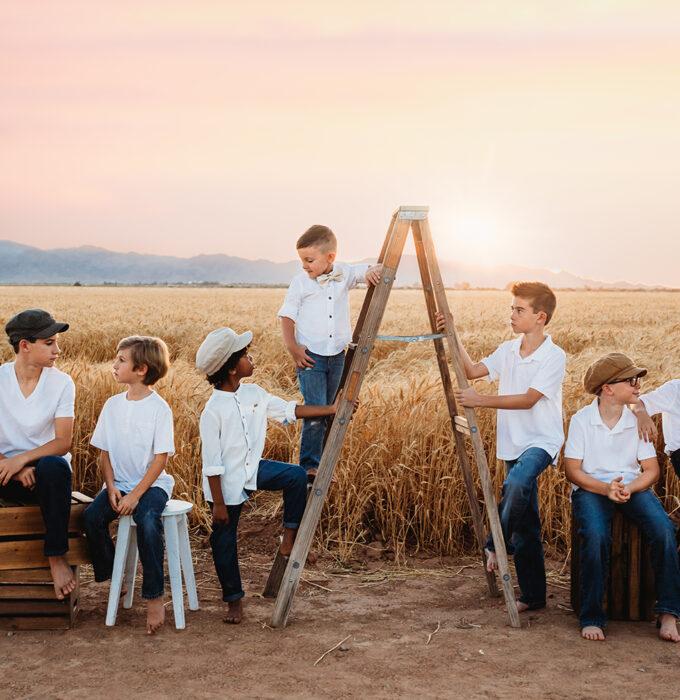 Best Fine Art Child Photographer - Arizona