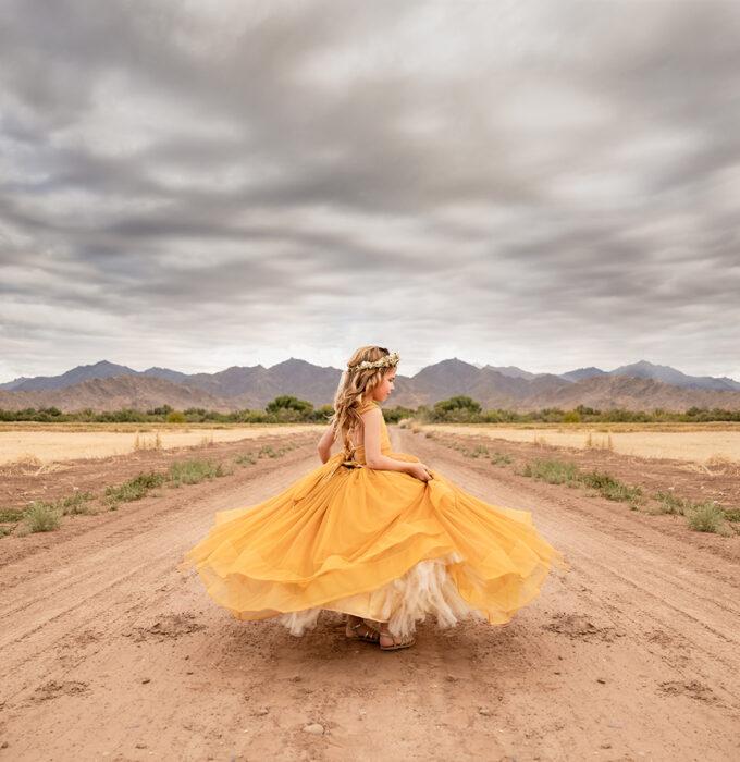 Fine Art Child Photographer - Scottsdale
