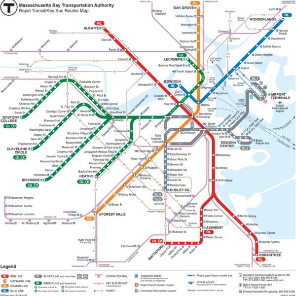 FlatRateDriver Boston Trains Package