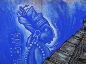 Mural, Street Art , Playa Del Carmen, graffiti, Mexico