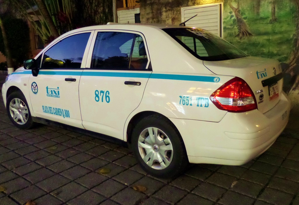 Taxi Playa Del Carmen