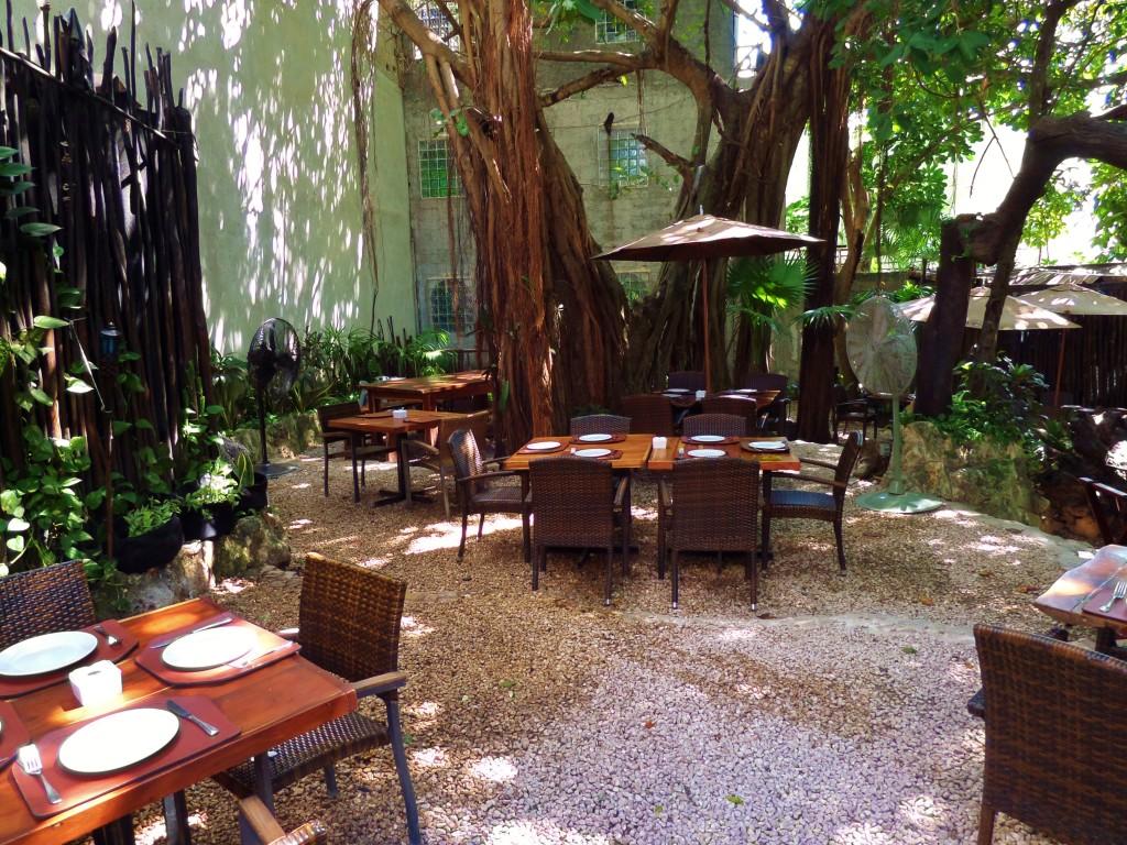 Aldea Corazon Restaurant in Playa Del Carmen