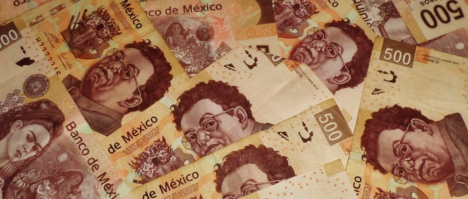 dollars or pesos