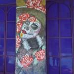 Street art ,Playa Del Carmen, graffiti, Mexico