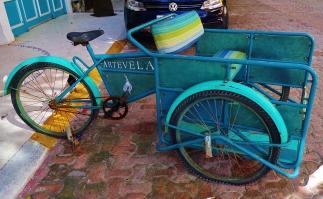 Tricycle Playa del Carmen