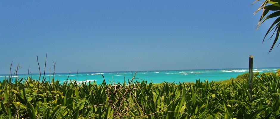 Xcacel beach Mexico