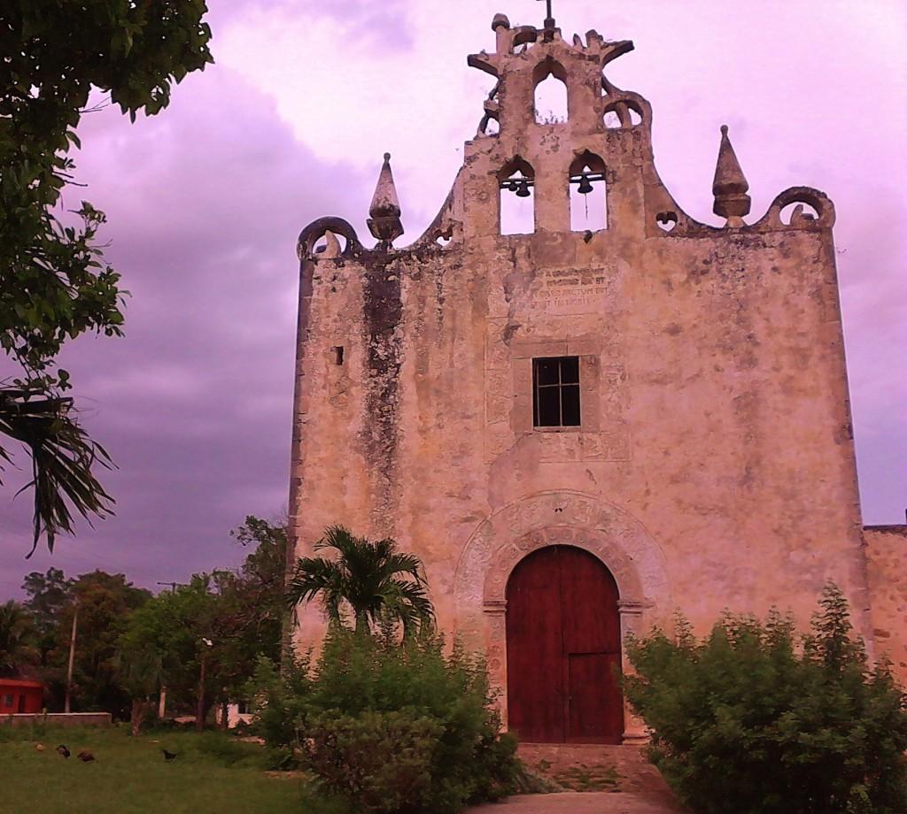 old Church yucatan