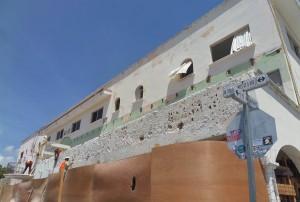 Construction in Playa Del Carmen New condos
