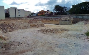 New development on 38th St.