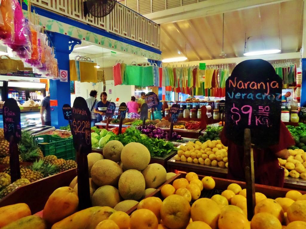 Food Markets Playa Del Carmen dac Market
