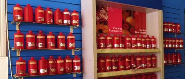 Perfume  Playa Del Carmen Mexico