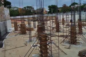 Construction, Playa del carmen