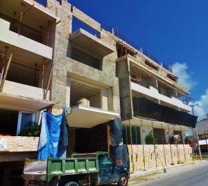 New condos in Playa del Carmen