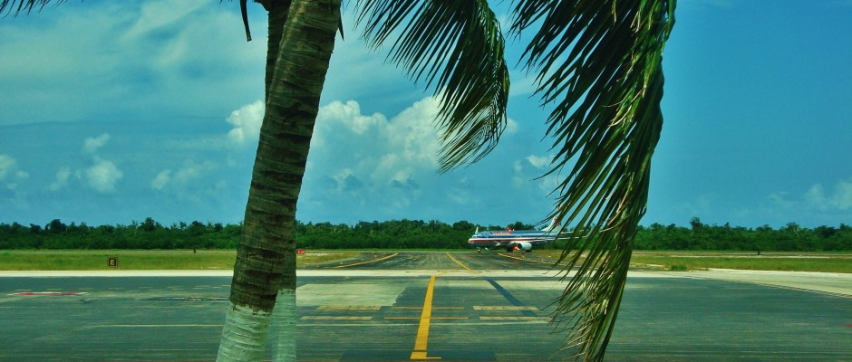 Playa Del Carmen Aiports to arrive at.