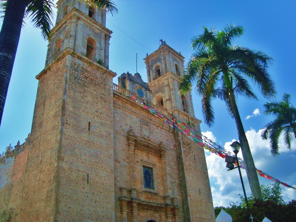 Church, Valladolid, Yucatan