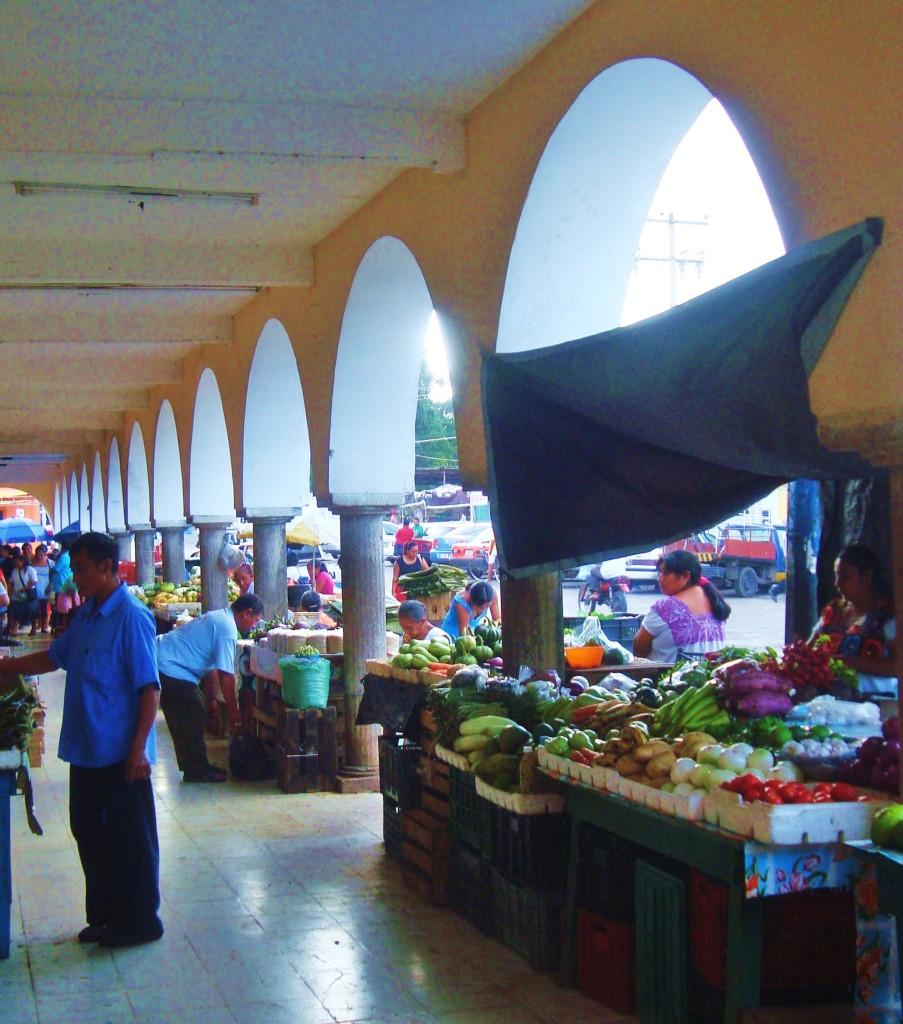 Valladolid yucatan market