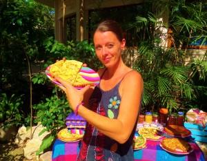 sabor a francia , playa del carmen, baking