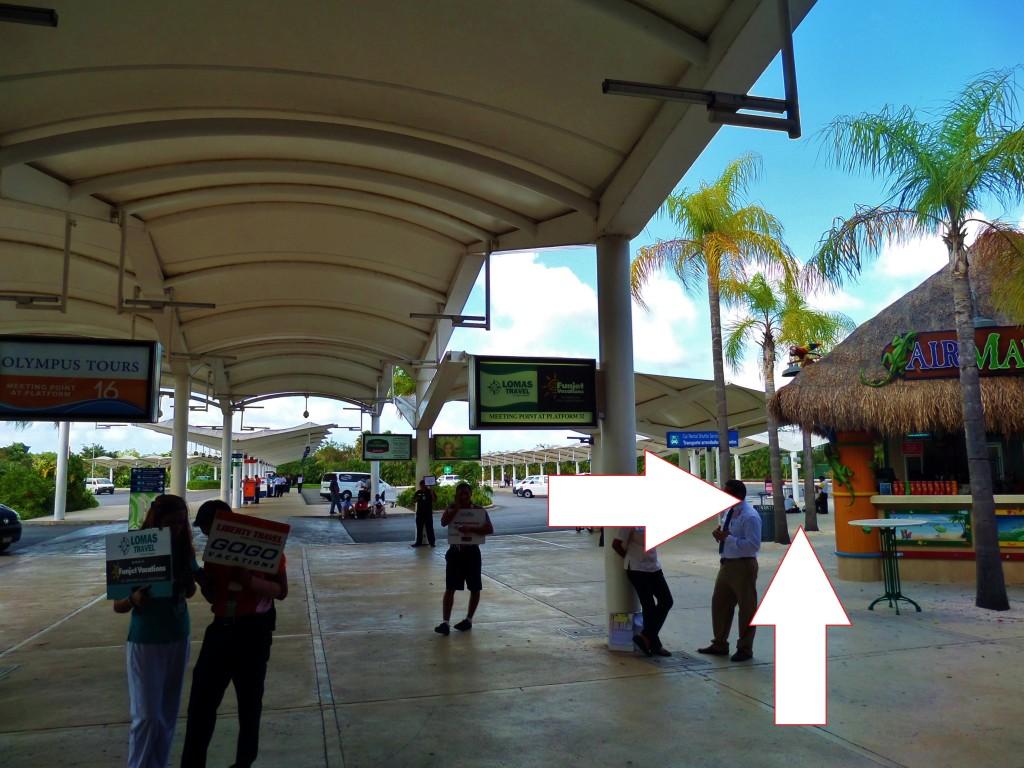 Cancun Ariport to Playa Del Carmen