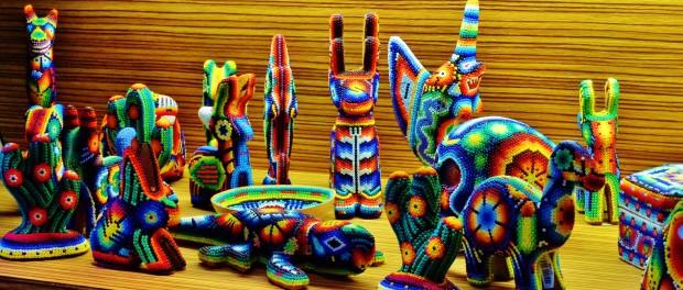 Ambarte Mexican art Playa Del Carmen