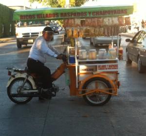 Playa Del Carmen tricycle